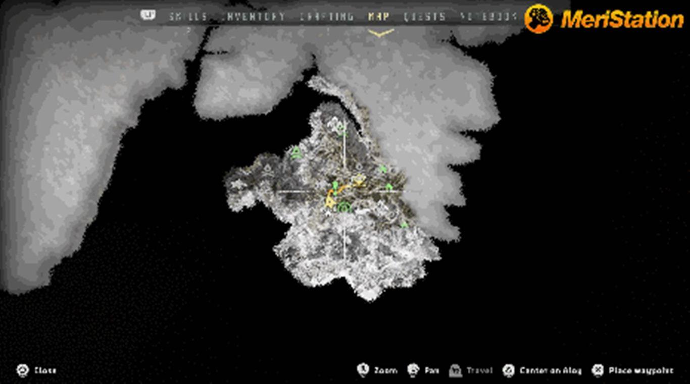 Horizon Zero Dawns Map Revealed Is Pretty Massive In Size Video