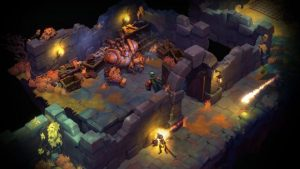 Battle Chasers Nightwar Interview: Arcanepunk Meets JRPG