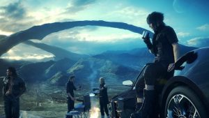 Final Fantasy 15 Windows Edition Announced, Releasing in Early 2018