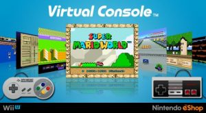 Nintendo Switch Won't Have Virtual Console At Launch