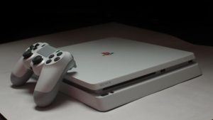 PS4 Slim Retro Console Recaptures PS One Aesthetic