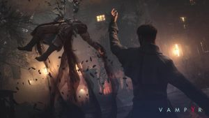Dontnod's Vampyr Delayed to Spring 2018