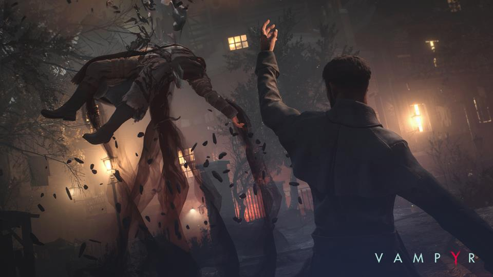 Life is odd developer's new game Vampyr gets a release date