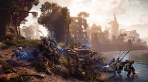 Horizon: Zero Dawn Was Guerrilla's Attempt To Prove They Can Do Open World Better Than The Others