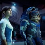 Mass Effect Andromeda Day One Patch is Roughly 2 GB