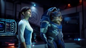 Mass Effect Andromeda Will Not Have Level Cap And Body Customization