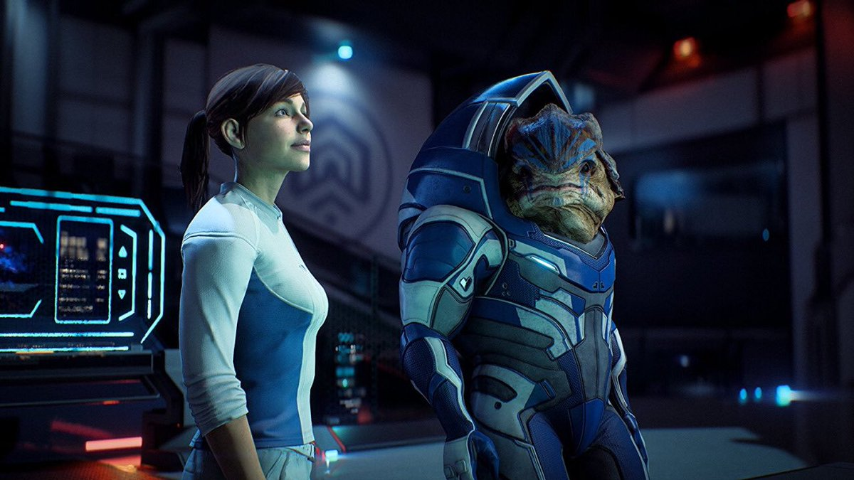 mass effect andromeda multiplayer character levels