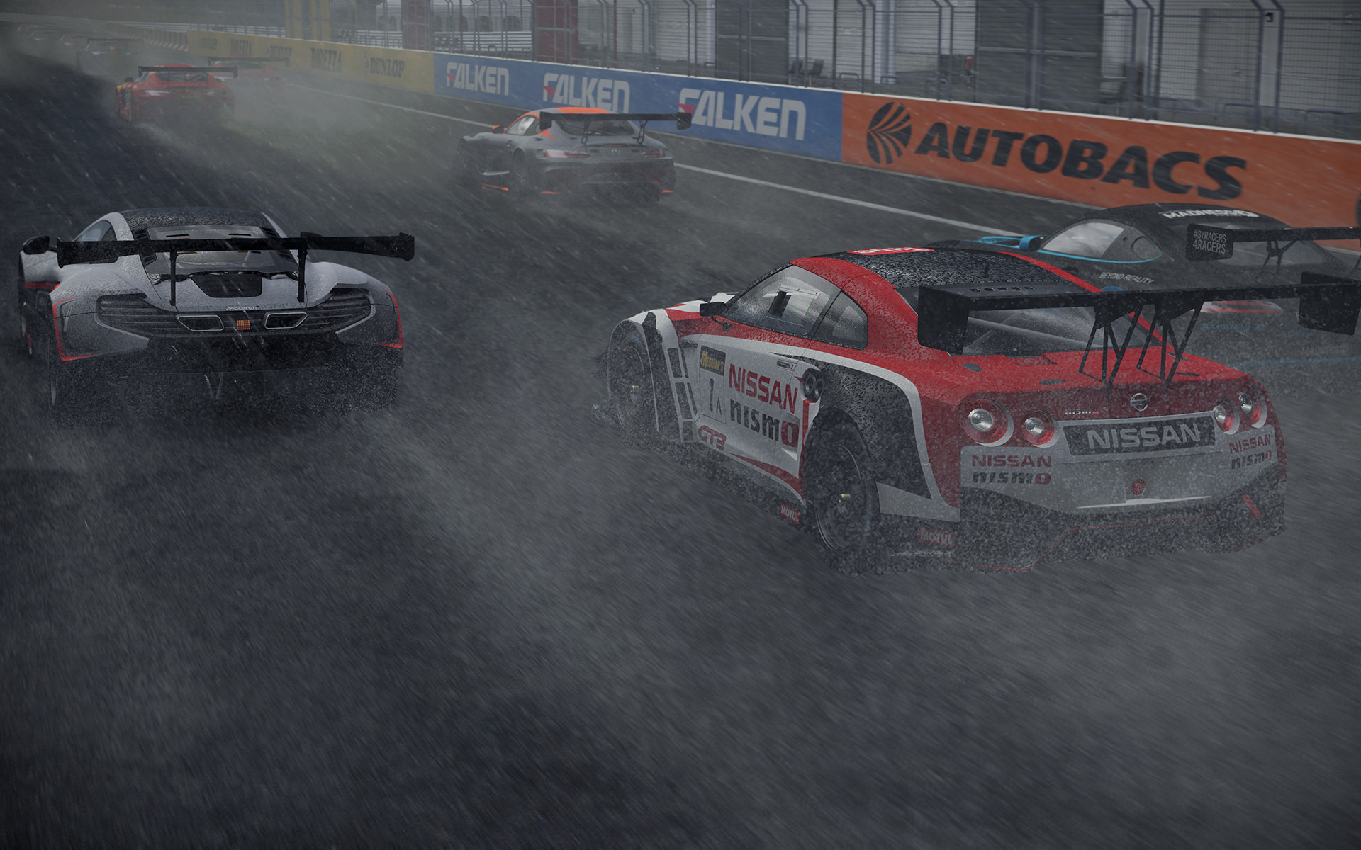 Your Racing Experience Will Be Even More Authentic As Every Time You Go To The Track Its Going Feel Different This Is What Makes Project CARS 2