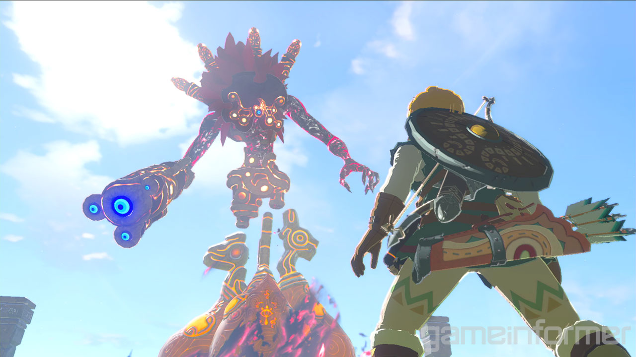 The Legend Of Zelda Breath Wild Is Now Out And It A Sumptuous Game Unlike Truly Anything That We Have Ever Seen Before
