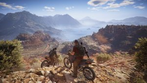 UK Charts: Ghost Recon Wildlands Hits Fourth Week at Top Spot
