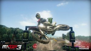MXGP3 The Official Motocross Videogame Interview: Burning Rubber Again