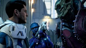 Naughty Dog Developer Tries To Explain What Might Have Happened With Mass Effect Andromeda's Animations