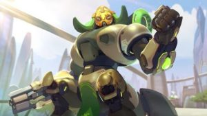 Overwatch's Orisa Now Available in Competitive Play