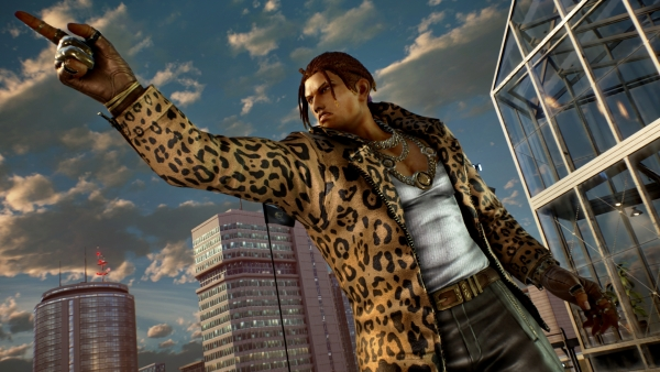 Tekken 7 Adds Eddy Gordo To Its Growing Roster Of Fighters