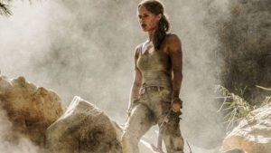 Tomb Raider Film Stills Showcase New Lara Croft