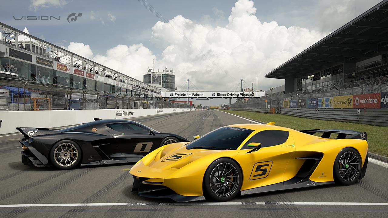 Gran Turismo Sport выглядит удивительно на PS4 Pro в новом видео