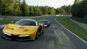 Gran Turismo Sport's New Trailer Shows Off Some Nürburgring Gameplay