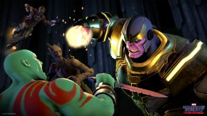 Guardians of the Galaxy: The Telltale Series – Episode 1: Tangled Up In Blue Walkthrough With Ending