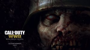 Call of Duty: WWII Screenshots Feature Zombies Tease, Flamethrowers