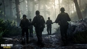 Call of Duty: World War 2 Gets Teasers Introducing Your Squadmates