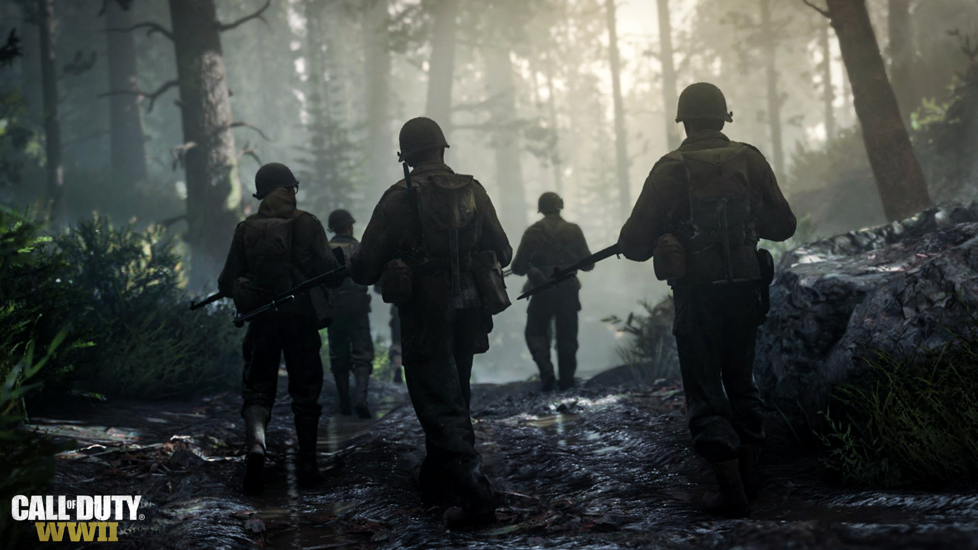 Call of Duty: World War 2 Gets Loads Of New Footage Showing Off ...