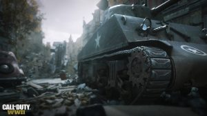 Call of Duty: World War 2's Gamescom Trailer Shows Off The Headquarters
