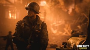 Call of Duty: World War 2 Story Is Told 'Mostly' In Game, Not Via Cutscenes