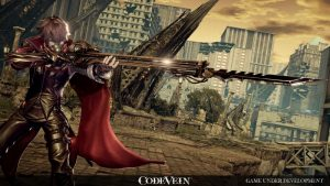 Code Vein Will Have A 'Unique' Artstyle, Neither Anime Nor Realistic