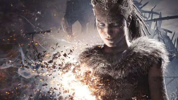 Hellblade: Senua's Sacrifice Gets a Release Date for PS4 and PC