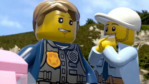 Lego City Undercover Ps4 Review Not A Big Improvement Over The Wii