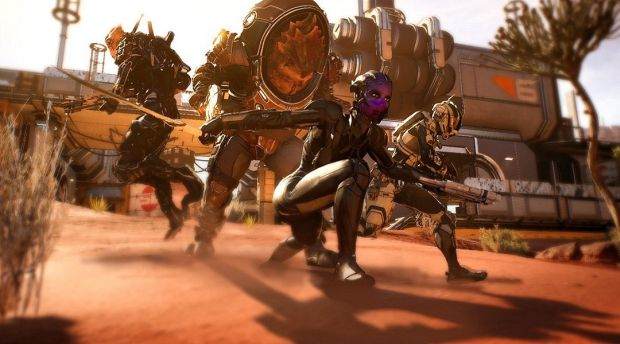 Mass Effect: Andromeda Multiplayer Receives S Tier Common Weapons