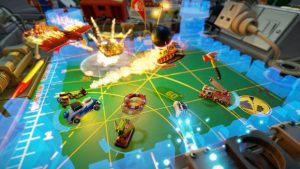 Micro Machine World Series Interview: Think Smaller