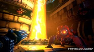 Mothergunship Interview: From Gun Towers to Mothership Hunting
