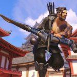 Overwatch Hanzo's Storm Arrows Will Receive Damage Nerf
