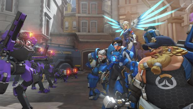 Image result for Overwatch Anniversary Event Seemingly Confirmed images