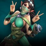 Paladins Now Available on Xbox One and PS4