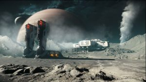 Star Citizen New Video Shows Interesting Ship Persistence Tech