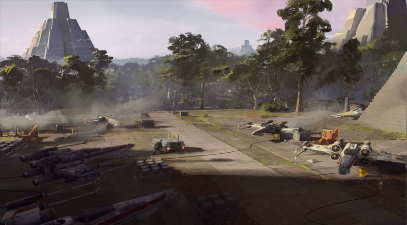 Star Wars Battlefront 2 DICE Talks Squad Play Deficiencies Will Continue To Evolve