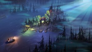 The Flame in the Flood Interview: A Roguish Journey