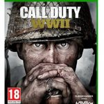 call of duty ww ii ps4 box art