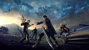 Final Fantasy 15 Teased For Nintendo Switch