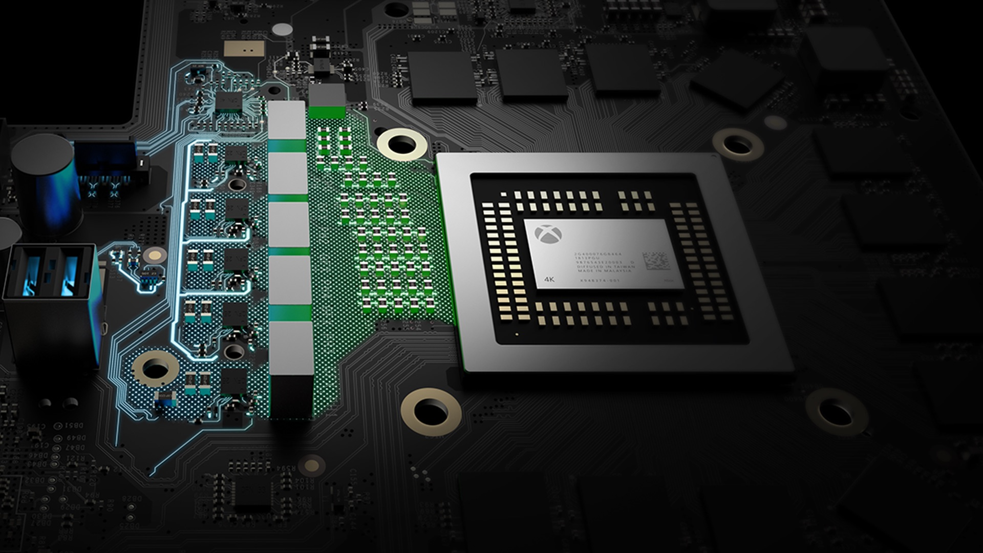 When The Xbox One X Was Announced, There Were Several Talking Points That  Microsoft Made Sure To Emphasize  The Fact That The Console Would Be  Extremely ...