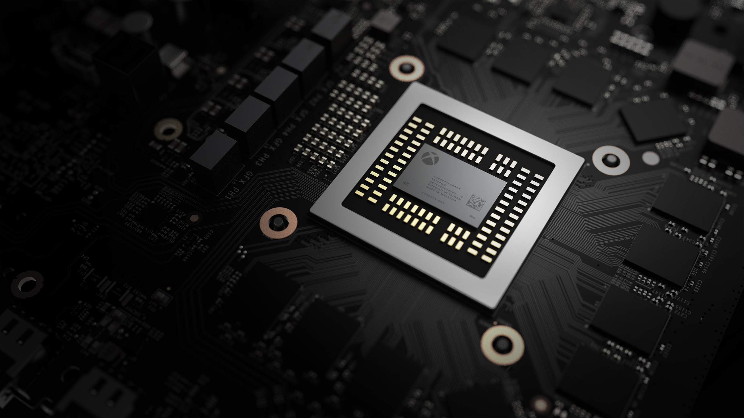 Xbox Scorpio Internal Motherboard Architecture Revealed 16nm Finfet 360 Tagged With Microsoft One