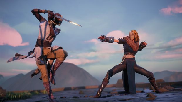 Melee combat game Absolver still looks intriguing