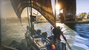Assassin's Creed Origins Is Three Times As Big As Black Flag, Will Release In October- Rumor