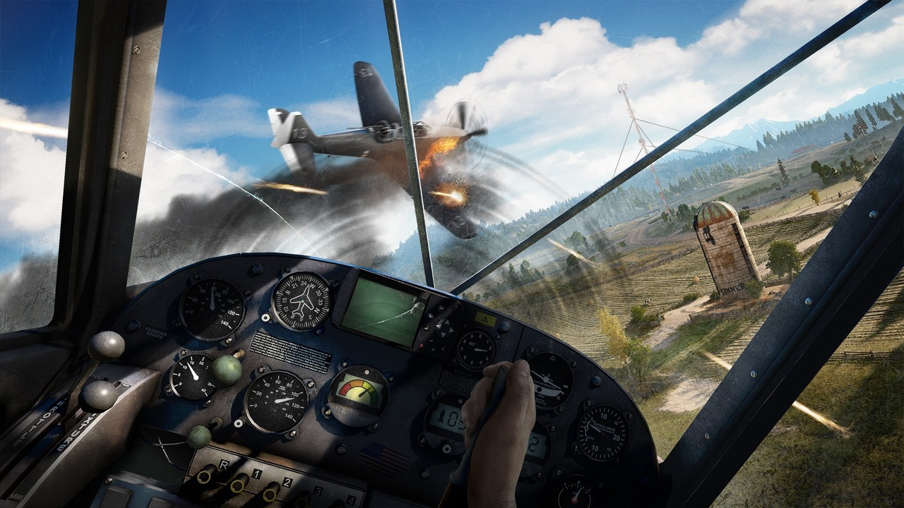 Far Cry 5 S Map Is Designed In Such A Way That No Two Players Will