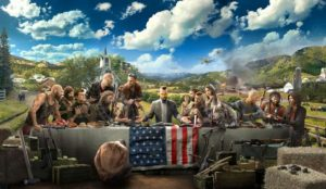 Far Cry 5 Co-op Will Only Be Playable Online