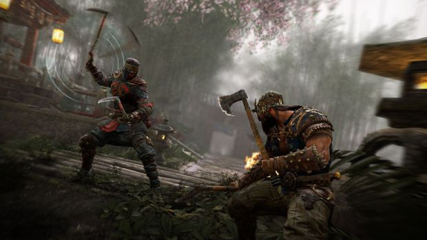 For Honor Patch 1 08 Adding Dead Zone Settings for Controllers