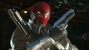 Injustice 2's Red Hood Revealed in First Gameplay Trailer