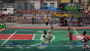 NBA Playgrounds Review – Not Much To Jam To